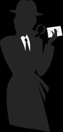 Lady Detectiv